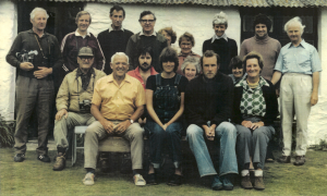 Skokholm with the Merthyr Nats, 1970s