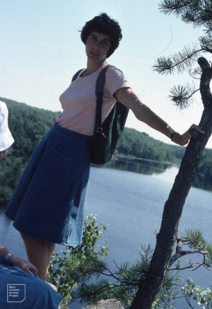 Jennifer Gaines. Long Pond. August 1980