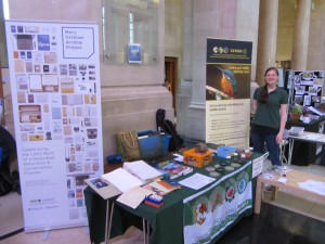 International Day of Biodiversity at the National Museum, Cardiff